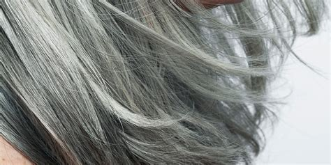 why have i gor grey hair in my 30s what makes your hair go grey and how to stop it