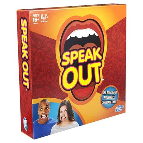 Speaks Out speak out target