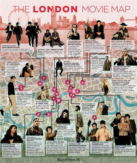 film it london explore our london movie map