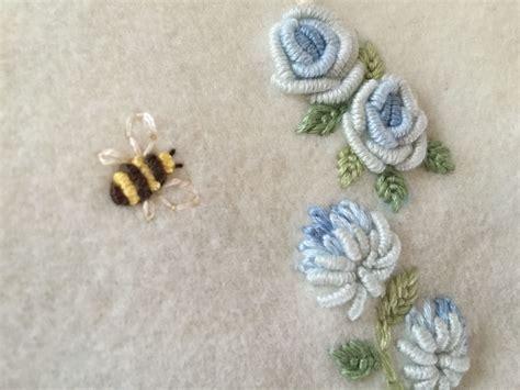 embroidery baby embroidery embroidered baby blanket detail bullion