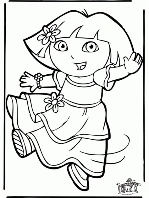 dora coloring pages youtube coloring pages youtube