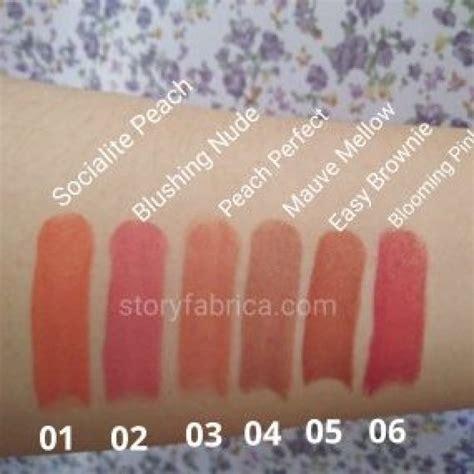 Wardah Lipstick Matte 19essential Lipstick wardah matte lipstick beautyhaul makeup store indonesia