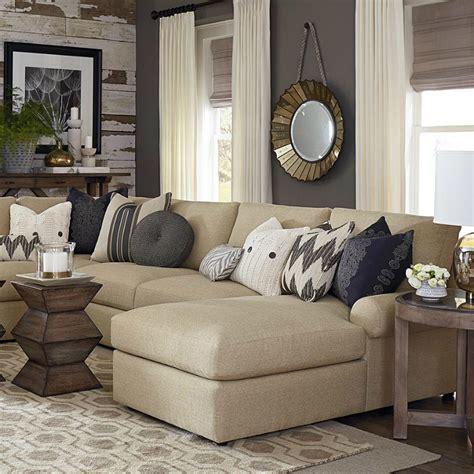 living room design ideas  brown  beige