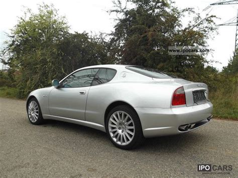2002 Maserati Coupe Gt 2002 Maserati Coupe Gt 1 Hd Switch Top Car Photo And Specs