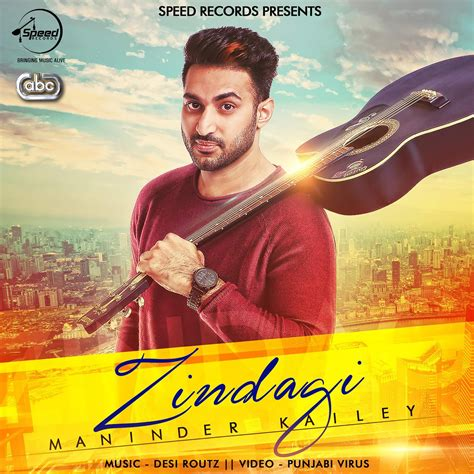 song djpunjab zindagi maninder kailey mp3 song djpunjab