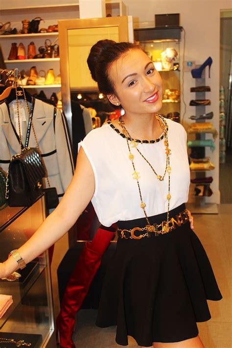 Tas Fashion Chanel 33814 chanel chagne the fashionista s diary