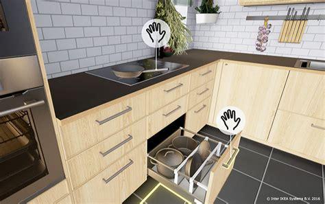 kitchen design games ikea brings kitchen design to virtual reality quiet corner