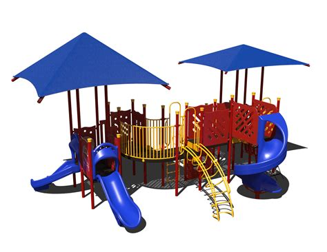 composite swing set gg 0020 composite playset affordable playgrounds by trassig