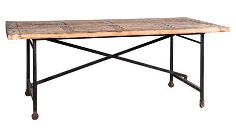 base tavolo ferro tavolo legno vintage base ferro mobili sconti vendita