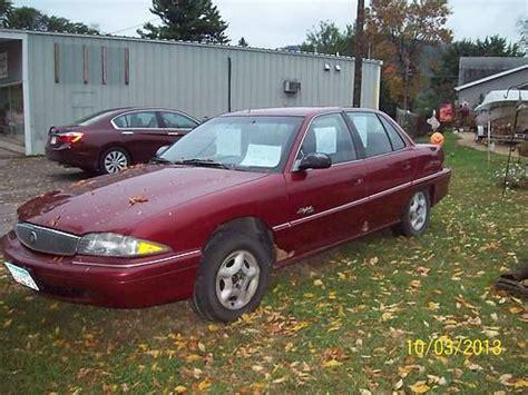 sell used 1997 buick skylark custom sedan 4 door 3 1l in lewiston minnesota united states for