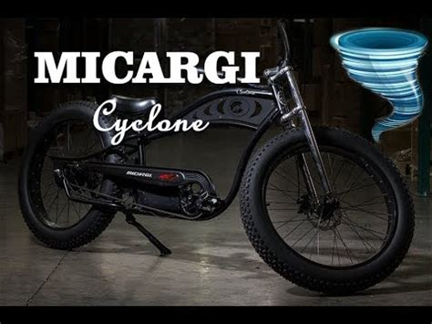 E Bike Review: Micargi Cyclone