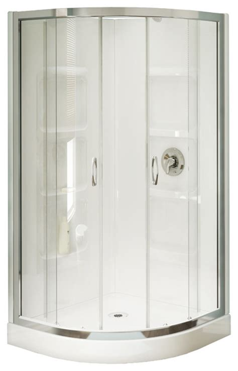 Acrylic Shower Units 38 Neo Acrylic Shower Stall Modern Shower
