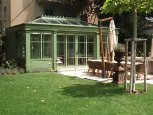 wintergarten mit solardach alco
