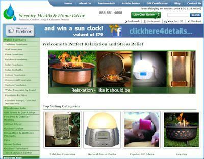 serenity home and health decor serenity home and health decor java z s serenity health