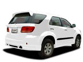 Toyota Fortuner 2010 Review Toyota Fortuner 2010 Review Amazing Pictures And Images