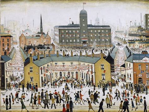 Daylight Ls For Artists by Ls Lowry At Tate Britain Glimpses Of A World Beyond