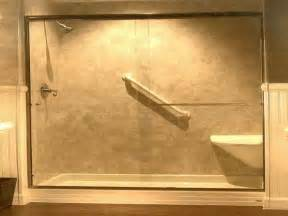 bathroom remodeling ideas for applying fiberglass shower