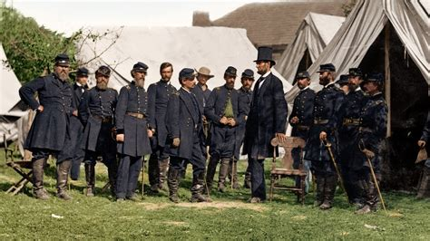 civil war pictures in color american civil war photos in color