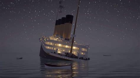 imagenes reales del hundimiento del titanic el hundimiento del titanic en tiempo real dos horas y