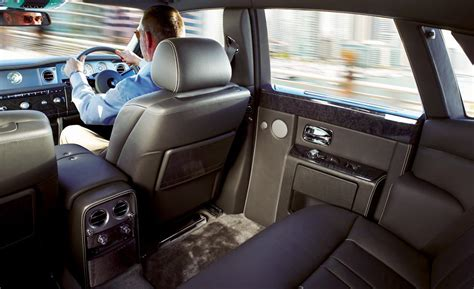 Roll Royce Interior Pictures by Car And Driver