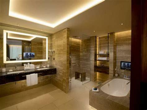 Badezimmer Deckenbeleuchtung Ideen by 1001 Ideen F 252 R Badbeleuchtung Decke Effektvolle Und