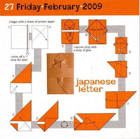 Origami Letter I - 213 best origami envelope images on origami