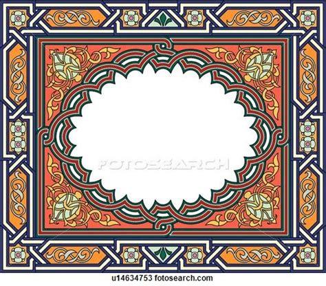 set of arabesque pattern frame border 228 best frames images on pinterest writing paper