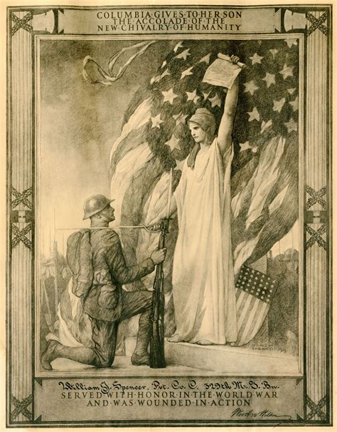 The History Blog » Blog Archive » Indy, Rockwell and WWI