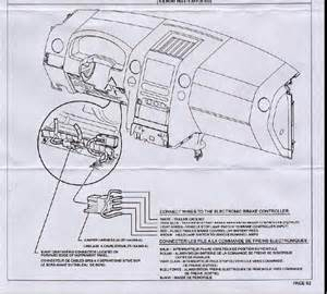 wiring diagram for reese pod brake controller wiring wiring diagram