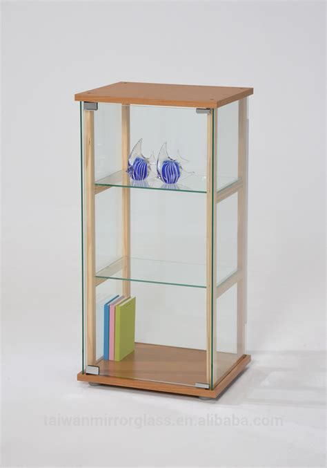 Low Cabinet Wooden Glass Display Cabinet   Buy Doll
