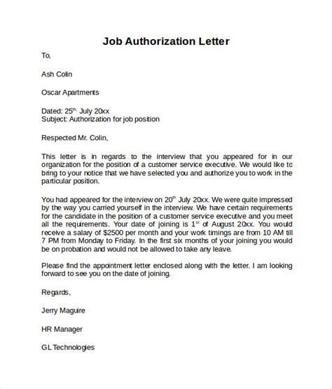 letter authorization templates ms
