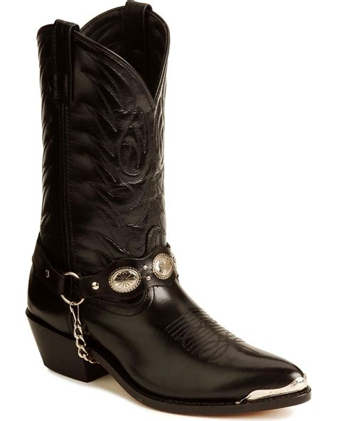 boots of laredo concho harness boots country outfitter