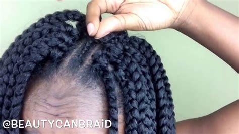 how long do it take for jumbo braids diy large box braids video black hair information