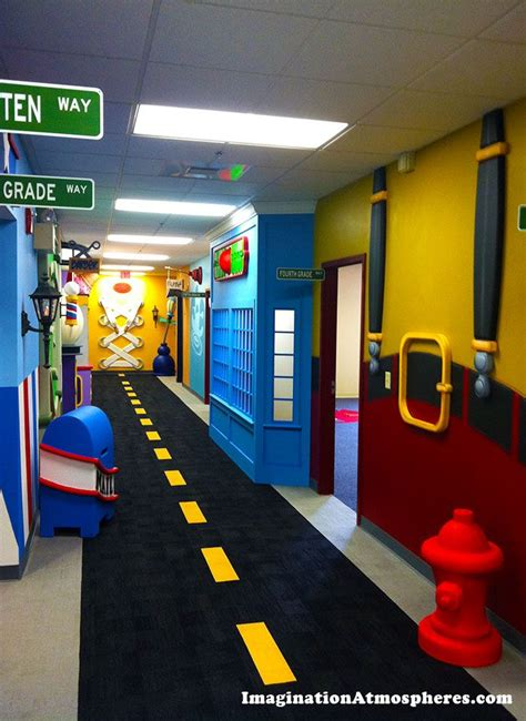 themes for college hallways children s hallway theme for centerpoint church concord