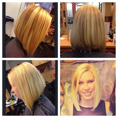 how to fix inverted bob chic inverted bob style by shelly haircut hairstyle