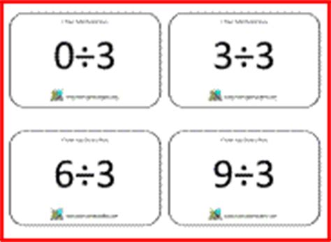 printable division flashcards with answers printable math flashcards for division