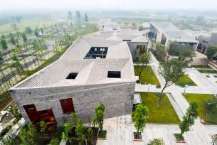 howeler yoon architecture sky courts exhibition hall china