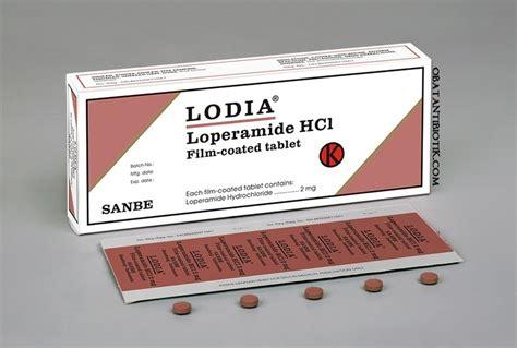 Obat Lodia obat antibiotik untuk diare lengkap dengan dosis dan efek