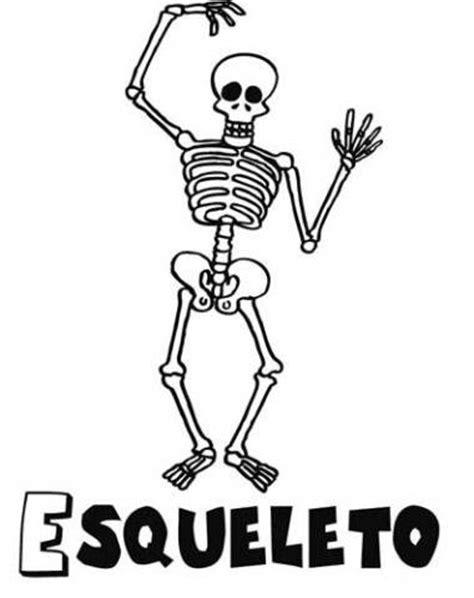 imagenes halloween esqueletos dibujo de un esqueleto para pintar im 225 genes del cuerpo humano