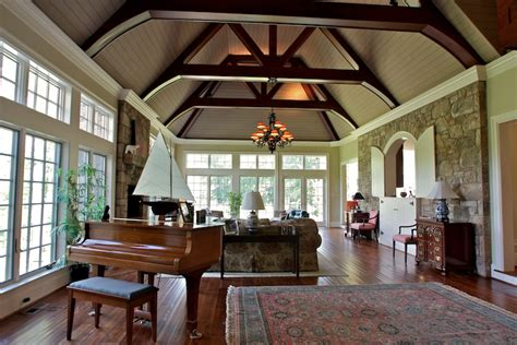 rustic interior design va rustic home interior northern virginia hambleton construction