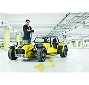 The Devil Rides Out In Caterham Seven R500  Daily