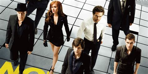 misteri film now you see me now you see me incantare nel cinema di oggi the macguffin
