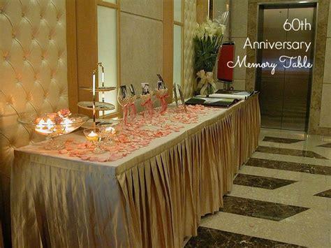 60th Wedding Anniversary Reception Ideas by 60th Wedding Anniversary Ideas For A