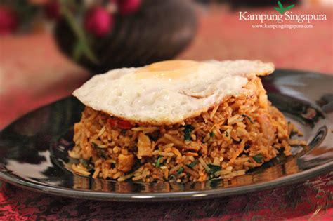 authentic nasi goreng resep nasi goreng