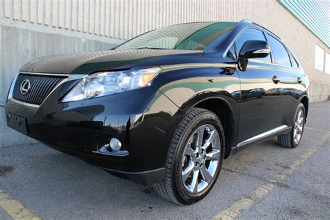 lexus chrome 2011 lexus rx350 awd ultra premium chrome wheels park