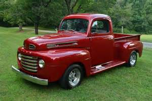1948 Ford F100 1948 Ford F1 4x2 1948 F1 Repainted