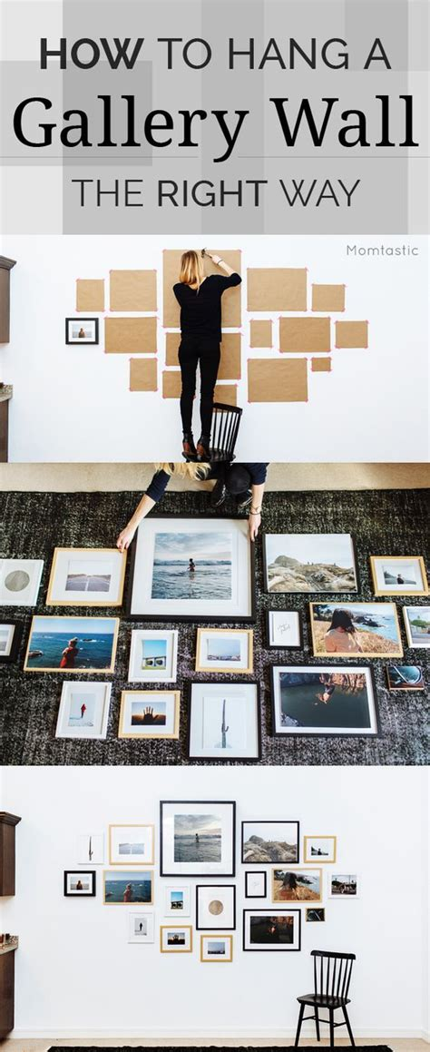 how to do a gallery wall 15 unique photo display ideas to bring your memories to