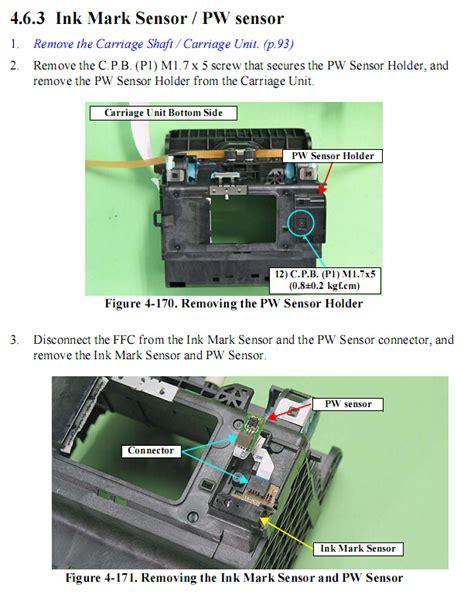 Fast Print Sensor Pw Original Epson R230 epson r1900 r2000 r2880 3880 7880 7890 gs6000 11880 ink