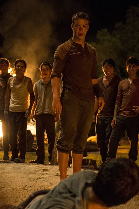Set Alby Gamis Pashmina the maze runner images featuring o brien collider