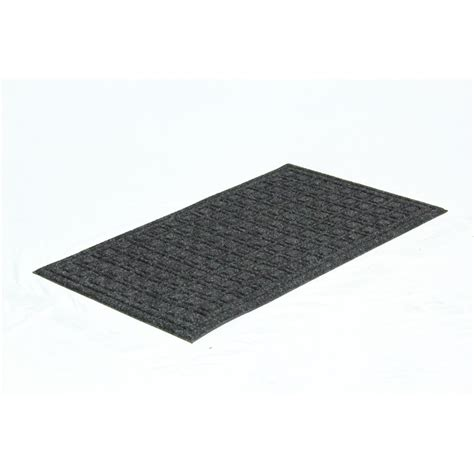 axton eco scrape outdoor door mat 750x 450mm bunnings